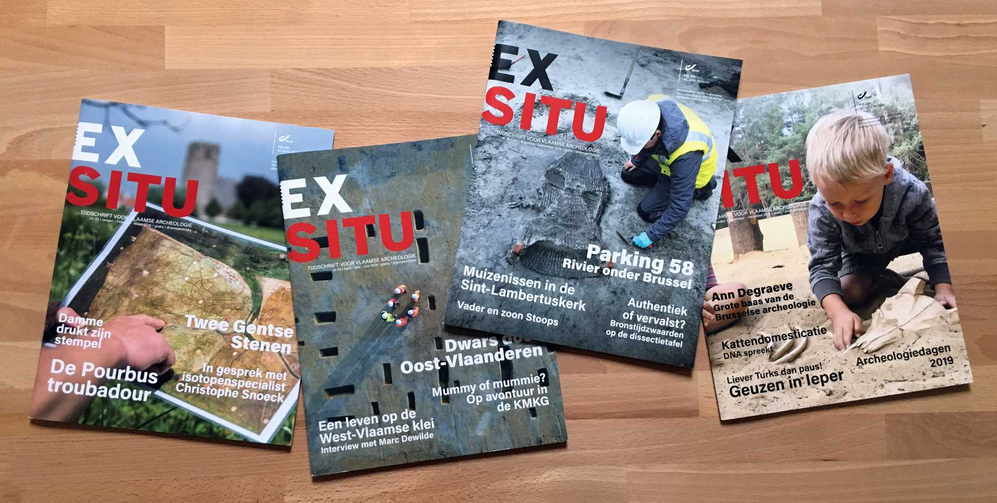 Ex situ